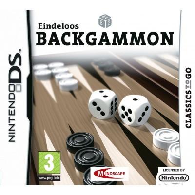 Eindeloos Backgammon NDS
