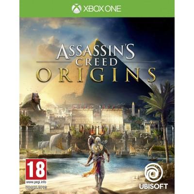 Foto van Assassin's Creed Origins XBOX ONE