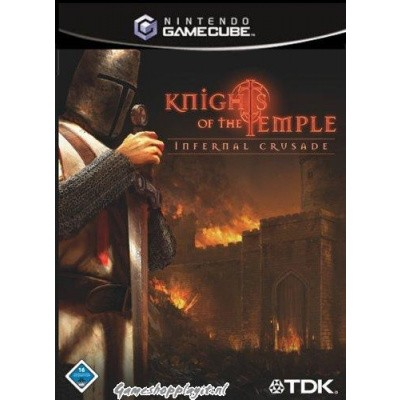 Foto van Knights Of The Temple Nintendo GameCube