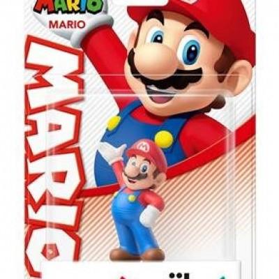 Foto van Amiibo Mario (Super Mario Coll.) WII U