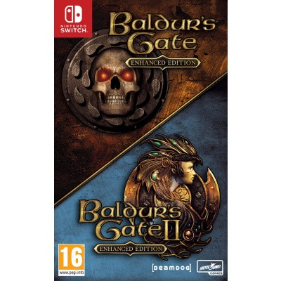 Foto van Baldur's Gate: Enhanced Edition Nintendo Switch