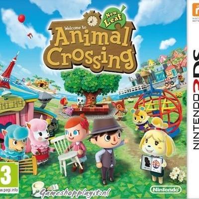 Foto van Animal Crossing New Leaf 3DS