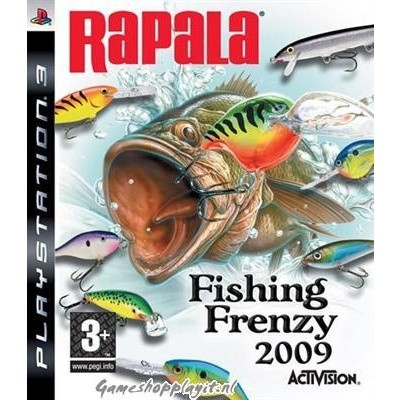 Foto van Rapala Fishing Frenzy 2009 PS3