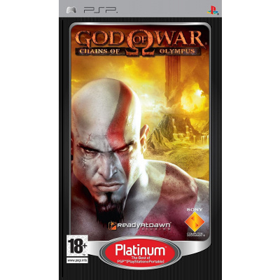 God Of War Chains Of Olympus (Platinum) PSP