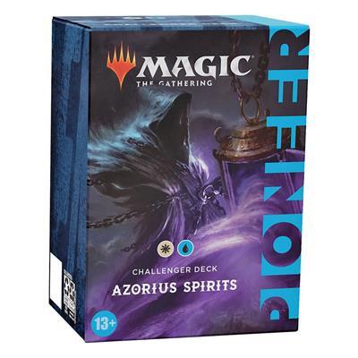 Foto van TCG Magic The Gathering Pioneer Challenger Deck 2021 - Azorius Spirits MAGIC THE GATHERING
