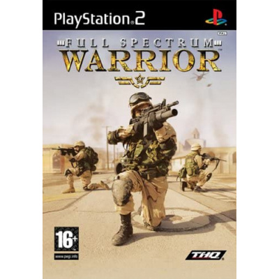 Full Spectrum Warrior PS2