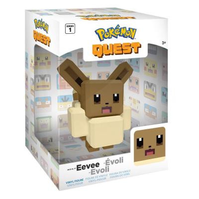 Pokemon Quest - Eevee Figure MERCHANDISE