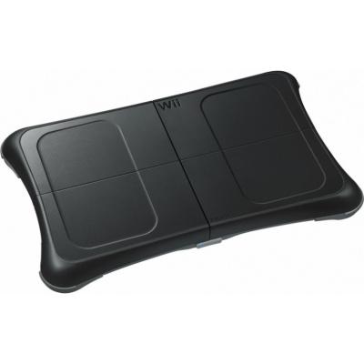 Foto van Wii Fit Plus + Balance Board (Zwart) WII