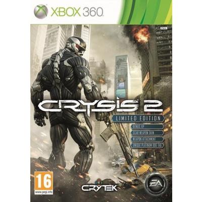 Foto van Crysis 2 Limited Edition XBOX 360