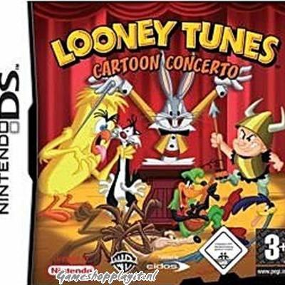 Looney Tunes Cartoon Concert NDS