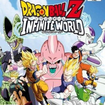 Foto van Dragon Ball Z Infinite World