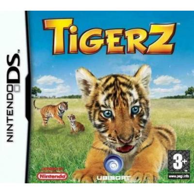 Tigerz Avonturen In Het Circus NDS