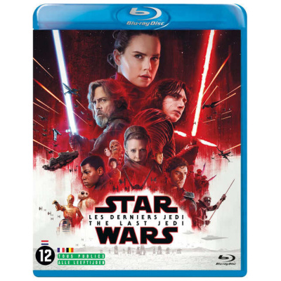 Foto van Star Wars The Last Jedi BLU-RAY MOVIE