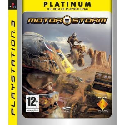 Foto van Motorstorm (Platinum) PS3