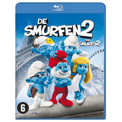 De Smurfen 2 BLU-RAY