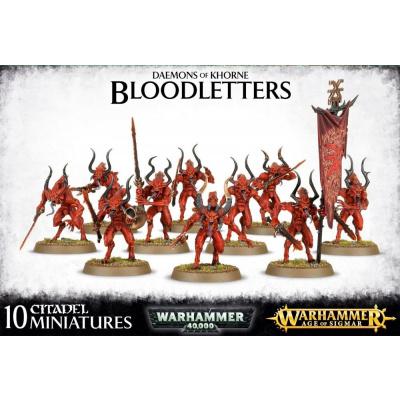 Daemons Of Khorne Bloodletters CITADEL