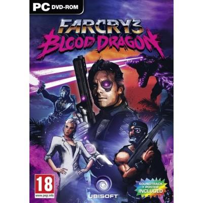 Foto van Far Cry 3 Blood Dragon PC