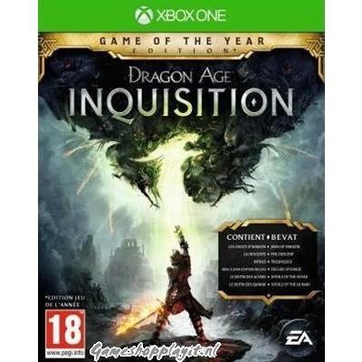 Foto van Dragon Age Inquisition Goty XBOX ONE