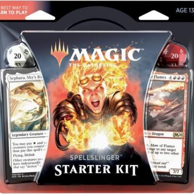 TCG Magic The Gathering Spellslinger Starter Kit Core 2020 MAGIC THE GATHERING