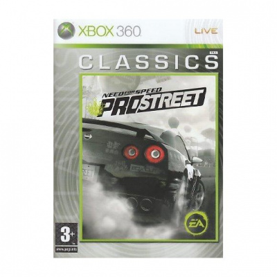 Foto van Need For Speed Pro Street (Classics) XBOX 360