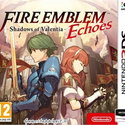 Foto van Fire Emblem Echoes: Shadows Of Valentia