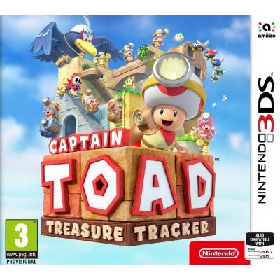 Captain Toad: Treasure Tracker 3DS