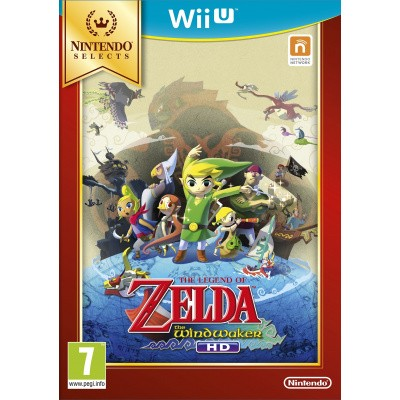 Foto van Legend of Zelda: The Wind Waker HD (Selects) Wii U