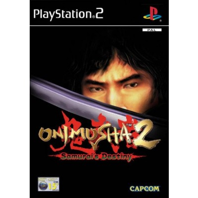 Onimusha 2 PS2