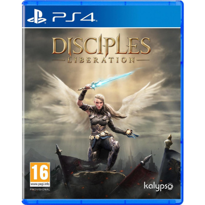Foto van Disciples: Liberation - Deluxe Edition PS4