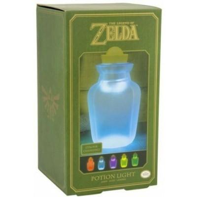 Zelda Multicolor Potion Light MERCHANDISE