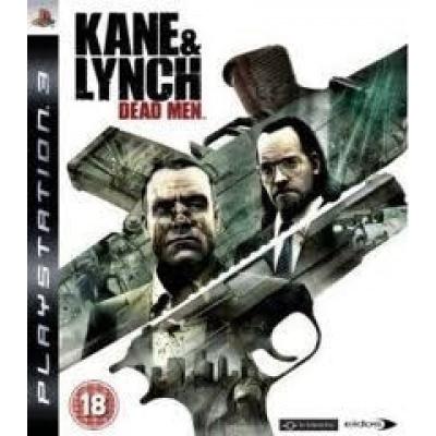 Kane & Lynch Dead Men PS3