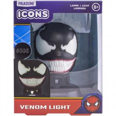 Foto van Marvel: Spider-man - Venom Icons Light MERCHANDISE
