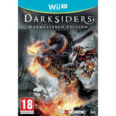 Foto van Darksiders Warmastered Edition WII U