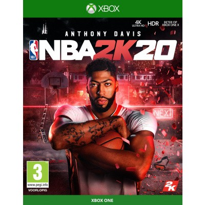 NBA Basketball 2K20 XBOX ONE