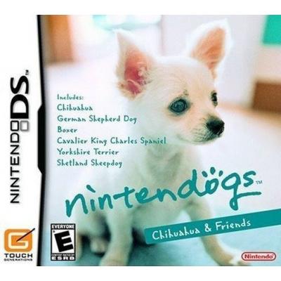 Nintendogs Chihuahua & Friends NDS