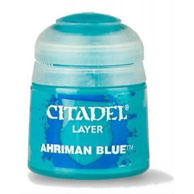 Citadel Layer - Ahriman Blue CITADEL