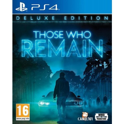 Foto van Those Who Remain - Deluxe Edition PS4