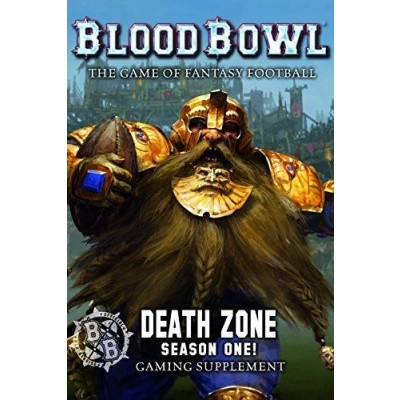 Foto van Blood Bowl Deathzone: Season 1 Warhammer Age of Sigmar