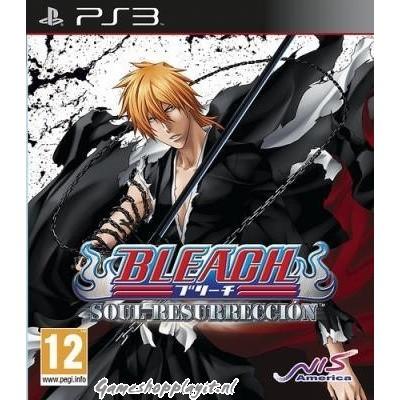 Foto van Bleach Soul Resurreccion PS3