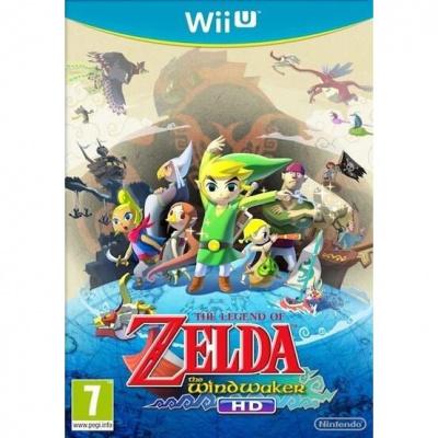 Foto van Legend of Zelda: The Wind Waker HD Wii U