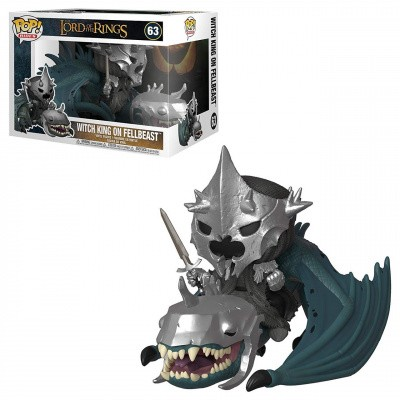 Pop! Rides: Lord of the Rings - Witch King with Fellbeast FUNKO