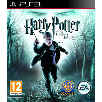 Harry Potter And The Deathly Hallows Part 1 PS3