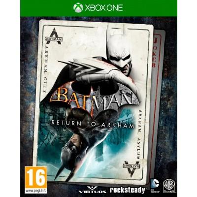 Foto van Batman: Return to Arkham Xbox One