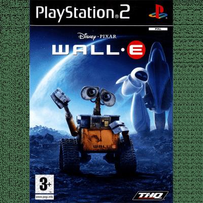 Wall.E PS2