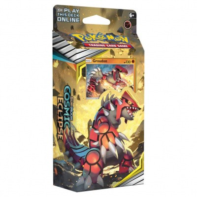 TCG Theme Deck Pokémon Sun & Moon Cosmic Eclipse - Groudon POKEMON