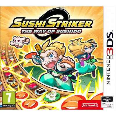 Foto van Sushi Striker: The Way Of Sushido 3DS