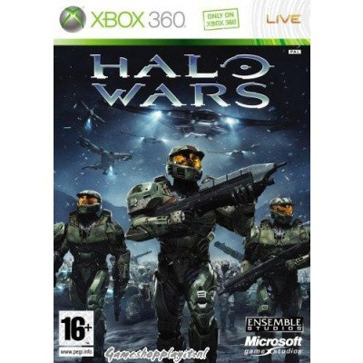 Foto van Halo Wars XBOX 360