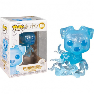 Pop! Harry Potter: Patronus Ron Weasley FUNKO