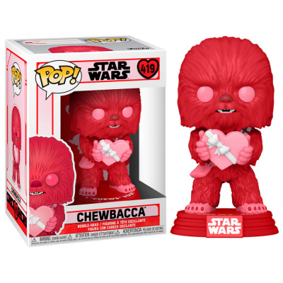 Foto van Pop! Star Wars: Valentines - Cupid Chewbacca FUNKO