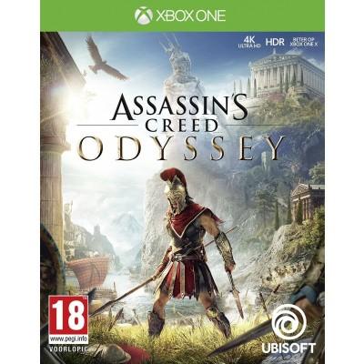 Foto van Assassin's Creed Odyssey XBOX ONE